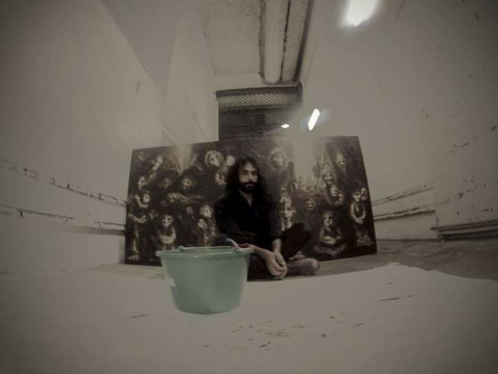 From dust to art, the wonderful world of Charbel Samuel Aoun-Interview