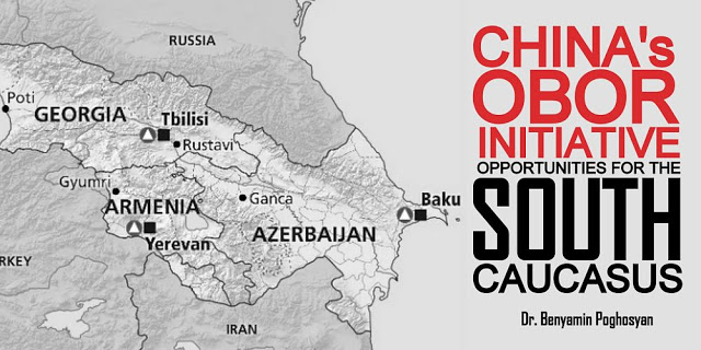 China's OBOR Initiative — Opportunities for the South Caucasus (Benyamin Poghosyan)