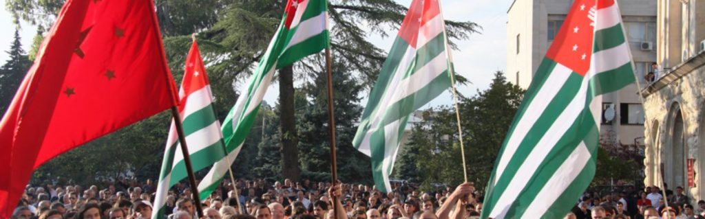 Conflict and negotiation between Georgia and Abkhazia:  What went wrong?   (By Dogachan Dagi)